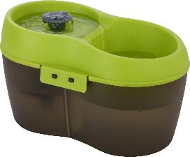 2 Ltr. Cat & Dog H2O Green Water Fountain 2 Litre