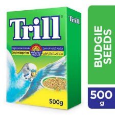 Trill Bird food Budgie 500g