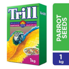Trill Bird food Parrot 1kg
