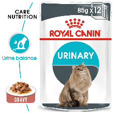 Royal Canin Urinary Gravy 12x85g Pouch