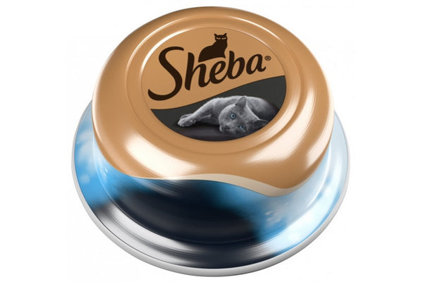 Sheba Tuna Cat Food 80g