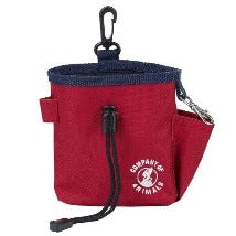 Company of Animals Treat Bag (Red)