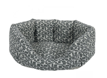 Zolux Bagatelle Large Grey Pet Bed