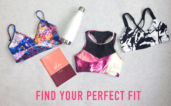 Guide to finding your perfect sports bra