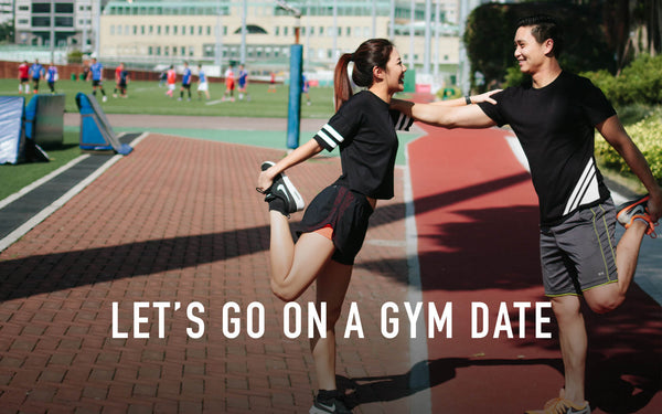 Why you should take your date to the gym