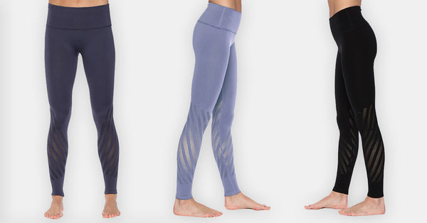 Rese She Collective HK Lily Compression Leggings