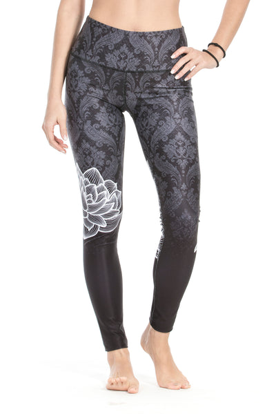 INNER FIRE - LEGGING - LOTUS - She Collective HK