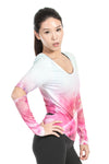 MISS RUNNER - SWEATER - DAWN CROP-OUT - She Collective HK