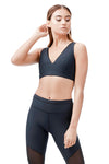 ALLFENIX - SPORTS BRA - SABLE V - BLACK