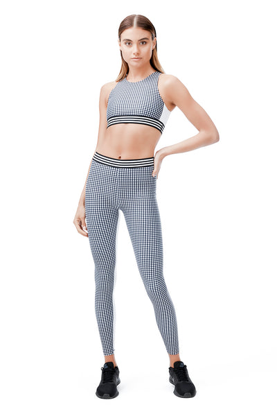 ALLFENIX - LEGGINGS - GINGHAM - She Collective HK