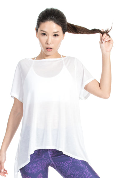 KARMA - TOP - MALALA TEE III - She Collective HK