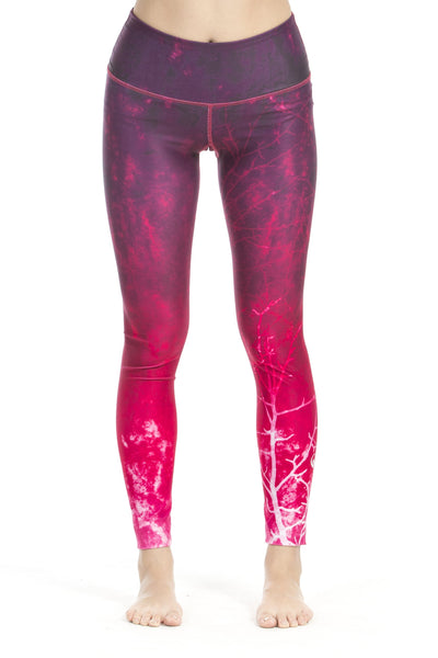 INNER FIRE - LEGGING - DUSK - She Collective HK