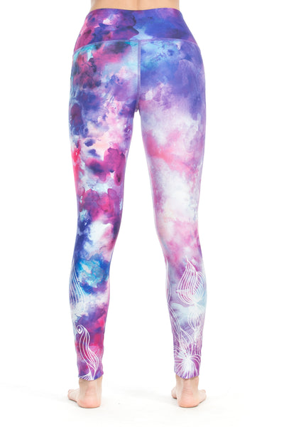 INNER FIRE - LEGGING - FLOW - She Collective HK
