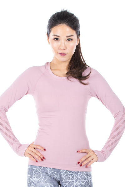 RESE - TOP - DEE DEE SEAMLESS - She Collective HK