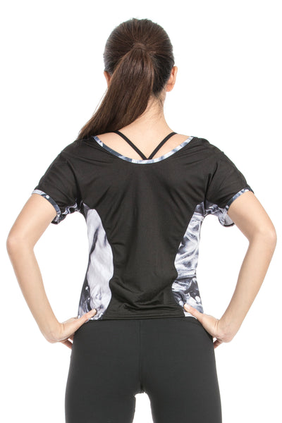 MISS RUNNER - TOP - EDDY LACE UP - She Collective HK