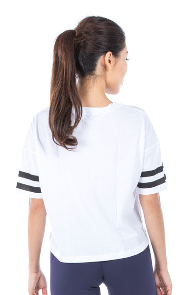 ONZIE - TOP - VARSITY TEE - She Collective HK