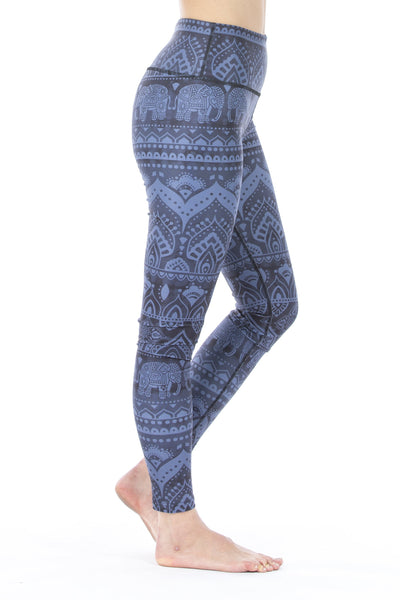INNER FIRE - LEGGING - SACRED ELEPHANT - She Collective HK