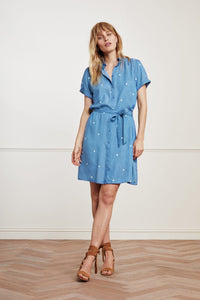 Fabienne Chapot Denim Boyfriend Dress
