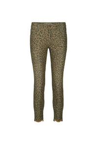 Mos Mosh Summer Leopard Jeans