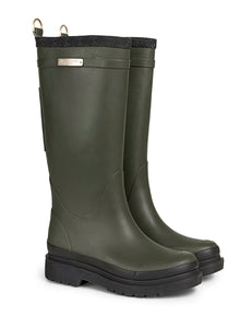Ilse Jacobsen  Army Long Rubber Boot