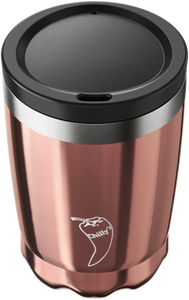 Chilly's Rose Gold Coffee Cup