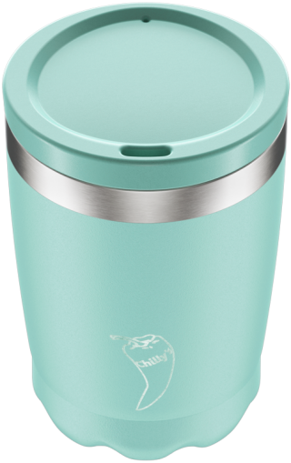 Chilly's Pastel Green Coffee Cup