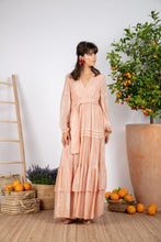 Sundress Estelle Marbella Tan Maxi Dress