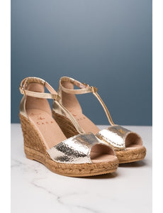 Cara GOTA Mirror Wedges