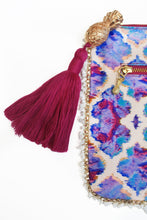 Orchid Paradise Clutch Bag