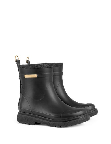 Ilse Jacobsen Short Rubber Boot Indigo