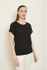 MKT Studio Tadour Black T-Shirt