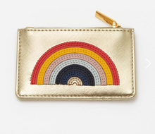 Estella Bartlett Gold Rainbow Purse