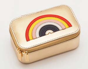 Estella Bartlett Gold Rainbow Jewellery Box