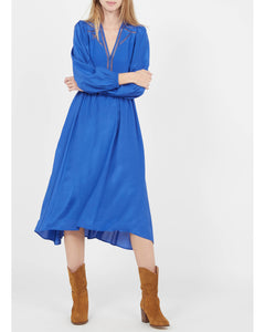 Suncoo Cassia Midi Dress