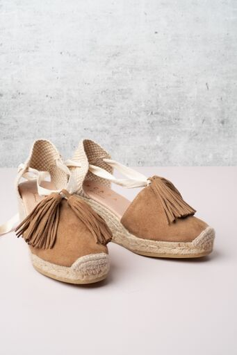 Valenciana Camel Wedge