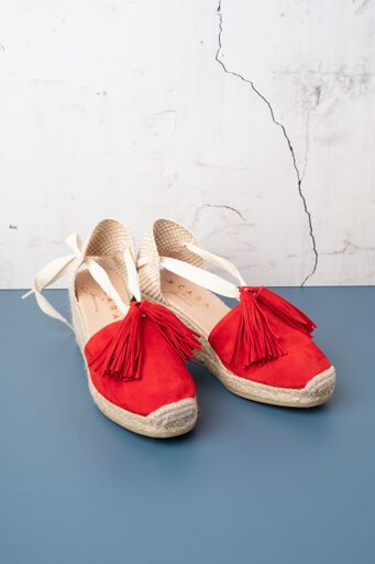 Valenciana Red Wedges