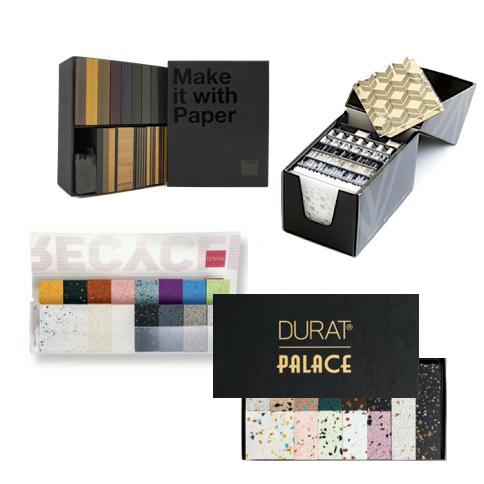 Surface Matter | Bencore, Durat + Richlite Specifier Sample Pack