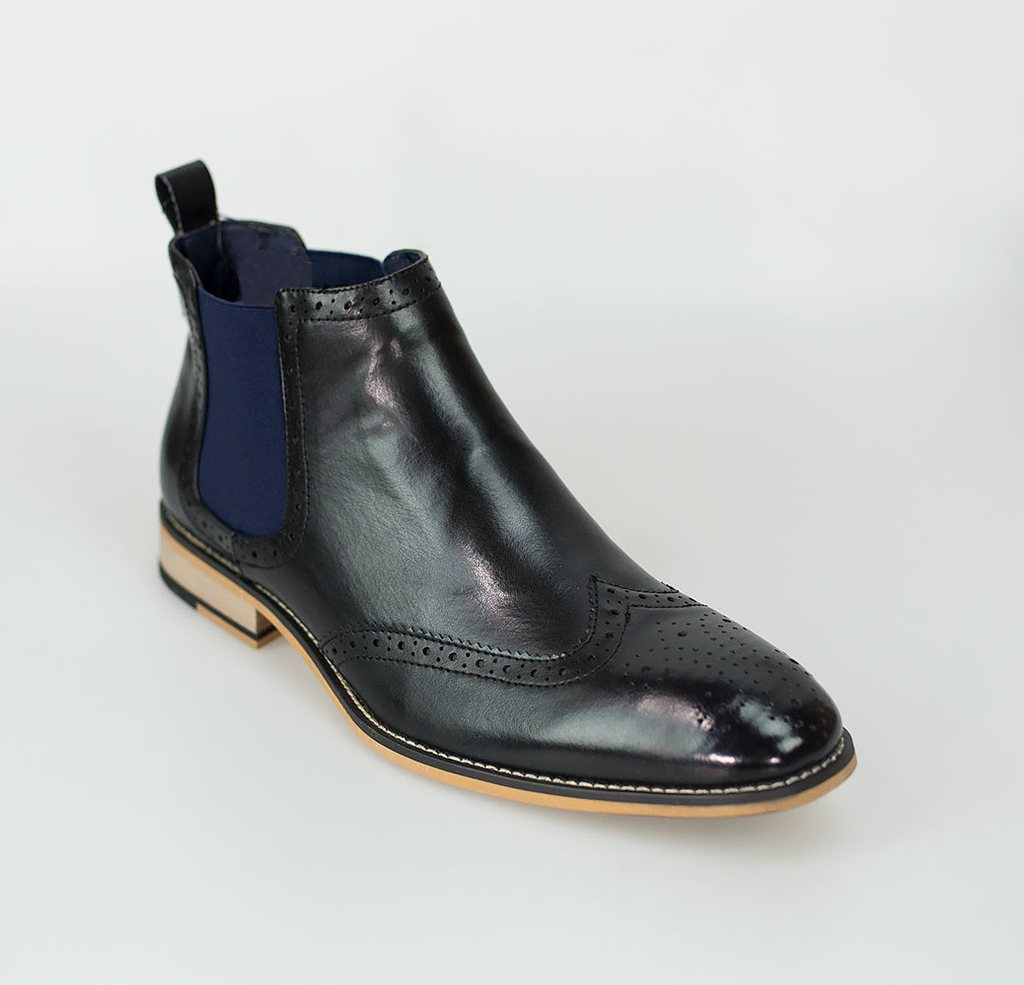 Cavani Hound Black Boot