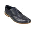 Cavani Oxford Navy brogue shoes