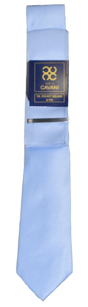 Light blue Tie set