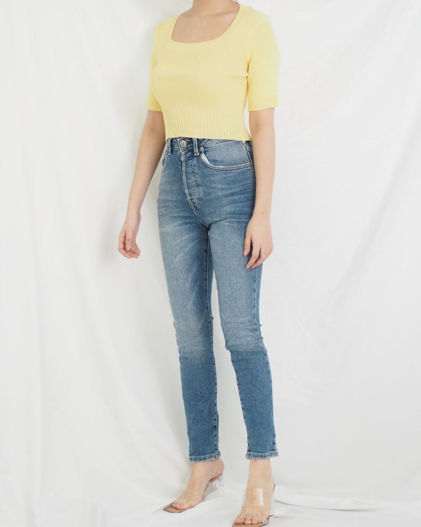 Avery Top (YELLOW)