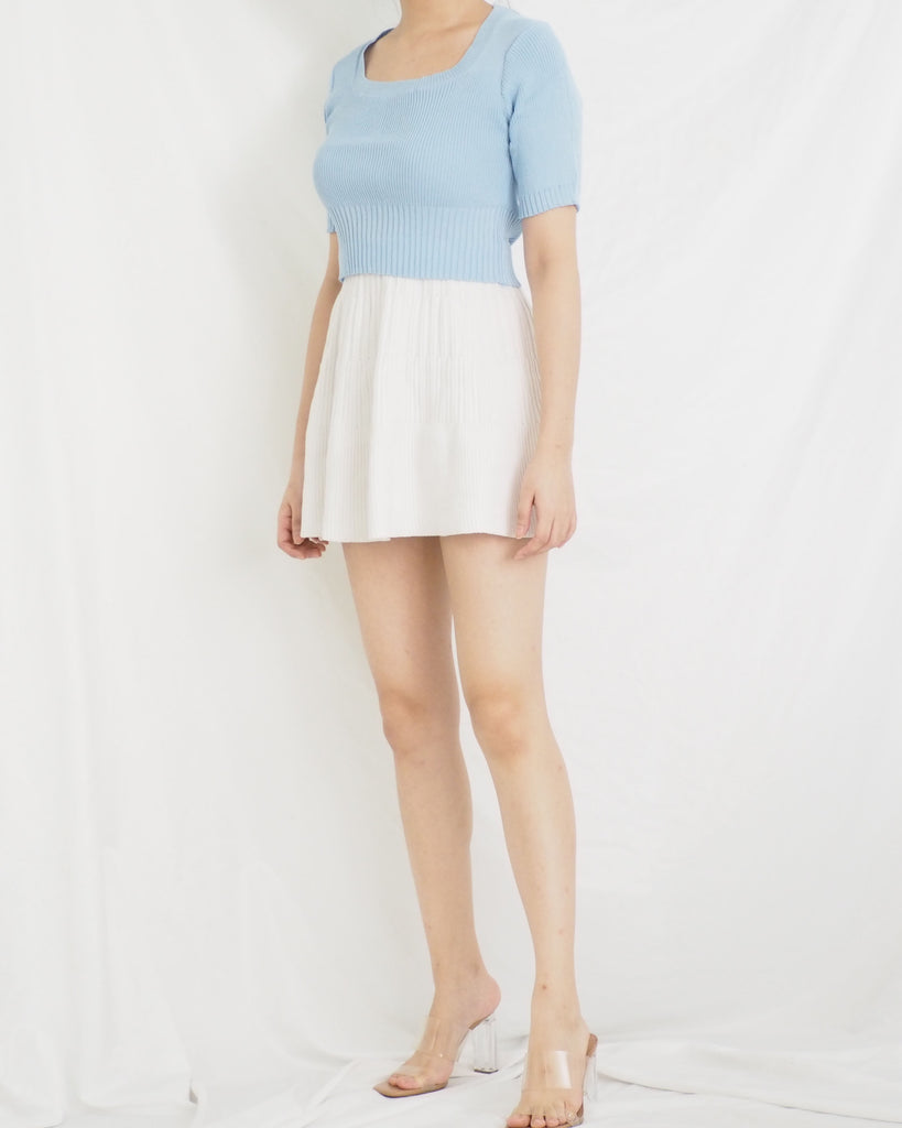 Avery Top (BLUE)