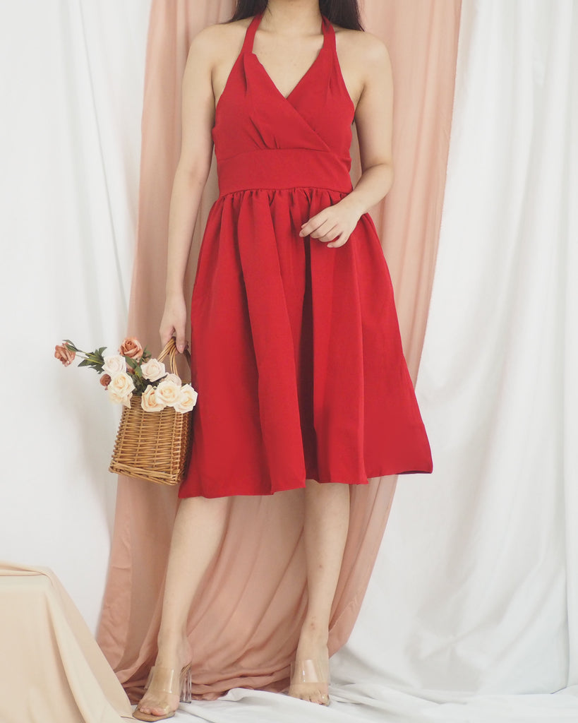 Renée Halter Dress (RED)