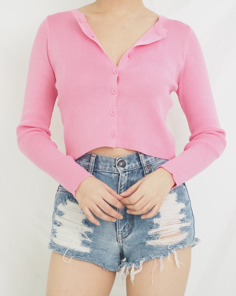 Mason Top (Fuchsia)