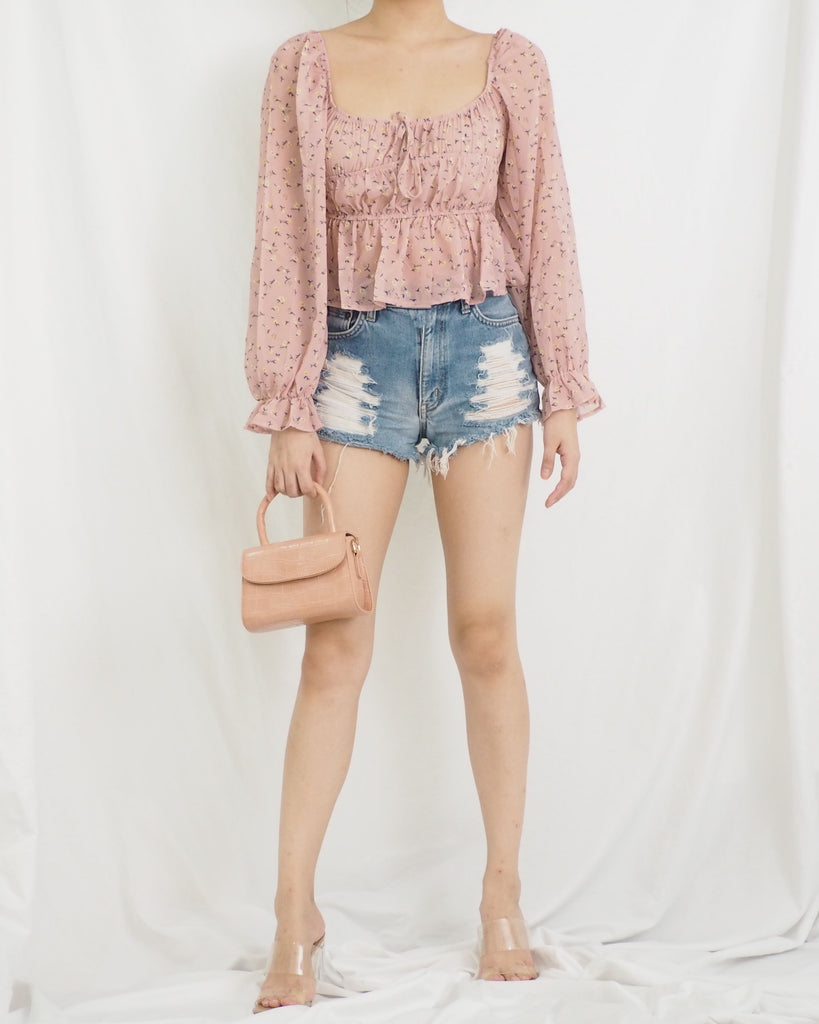 Ame Top (PINK)
