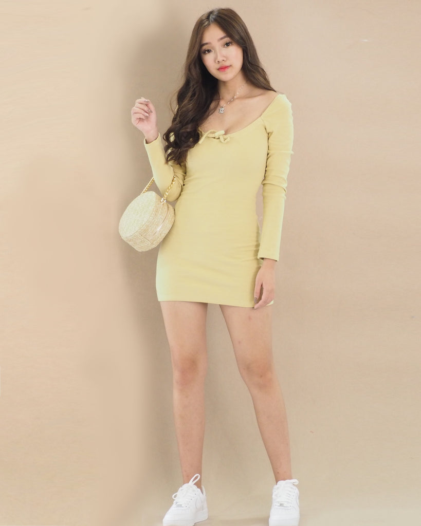 Ariel Dress (YELLOW)