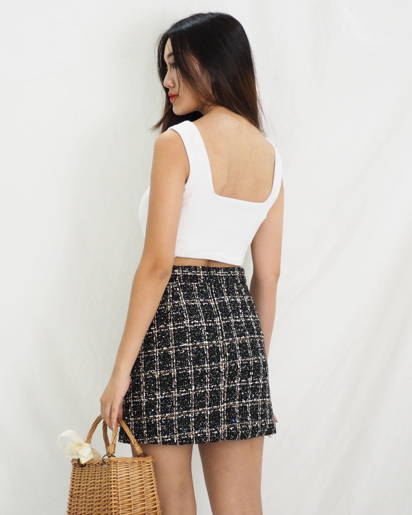 Abriella Skirt (DARK)