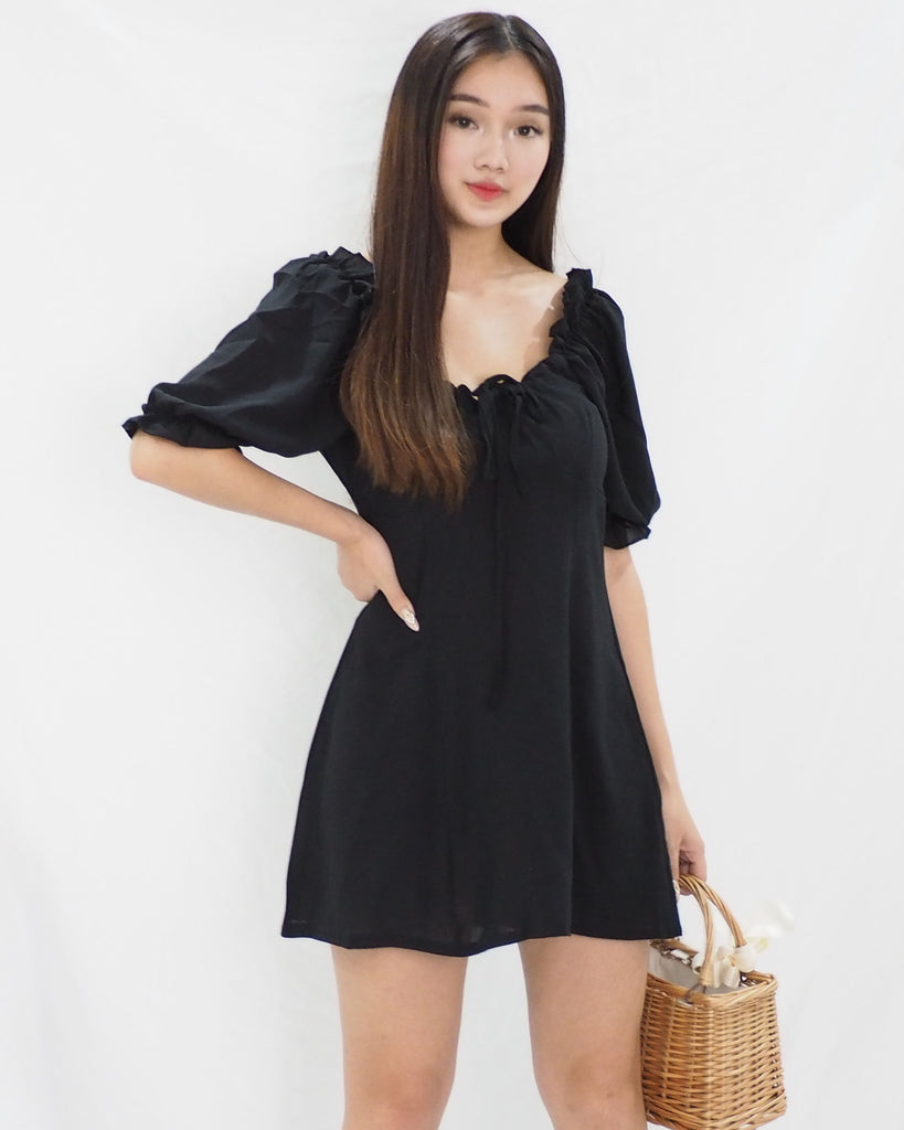 Kali Dress (BLACK)