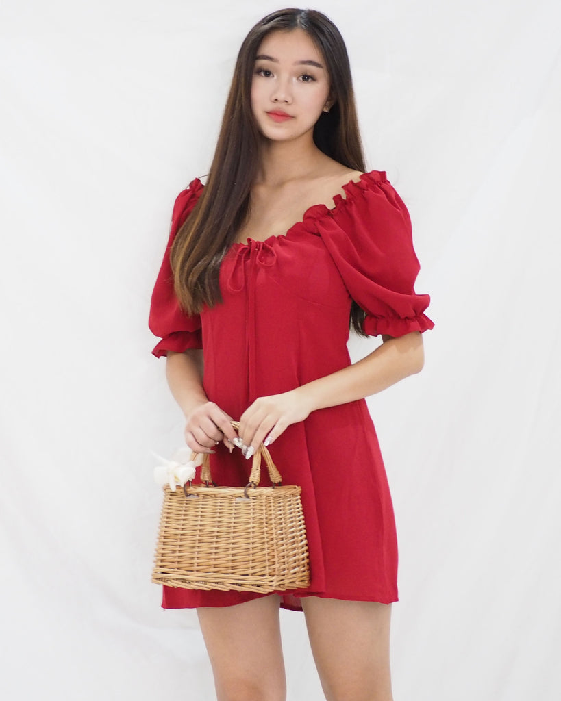 Kali Dress (RED)