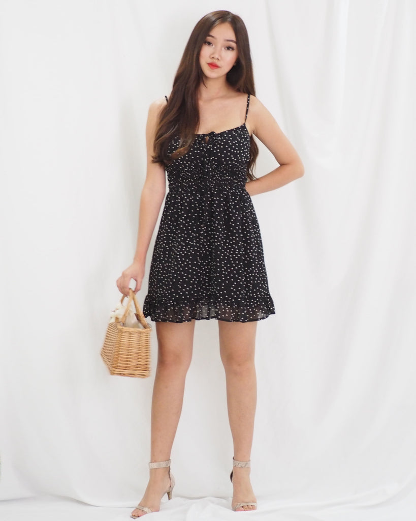 Amelia Dress (POLKA DOT)